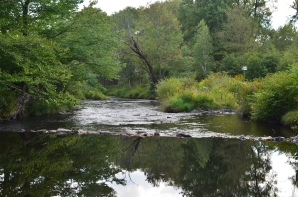 The Lehigh River