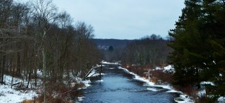 The Lehigh in Winter