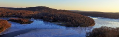 Arrowhead Lakes in Winter