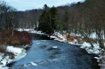 Look North at the Lehigh