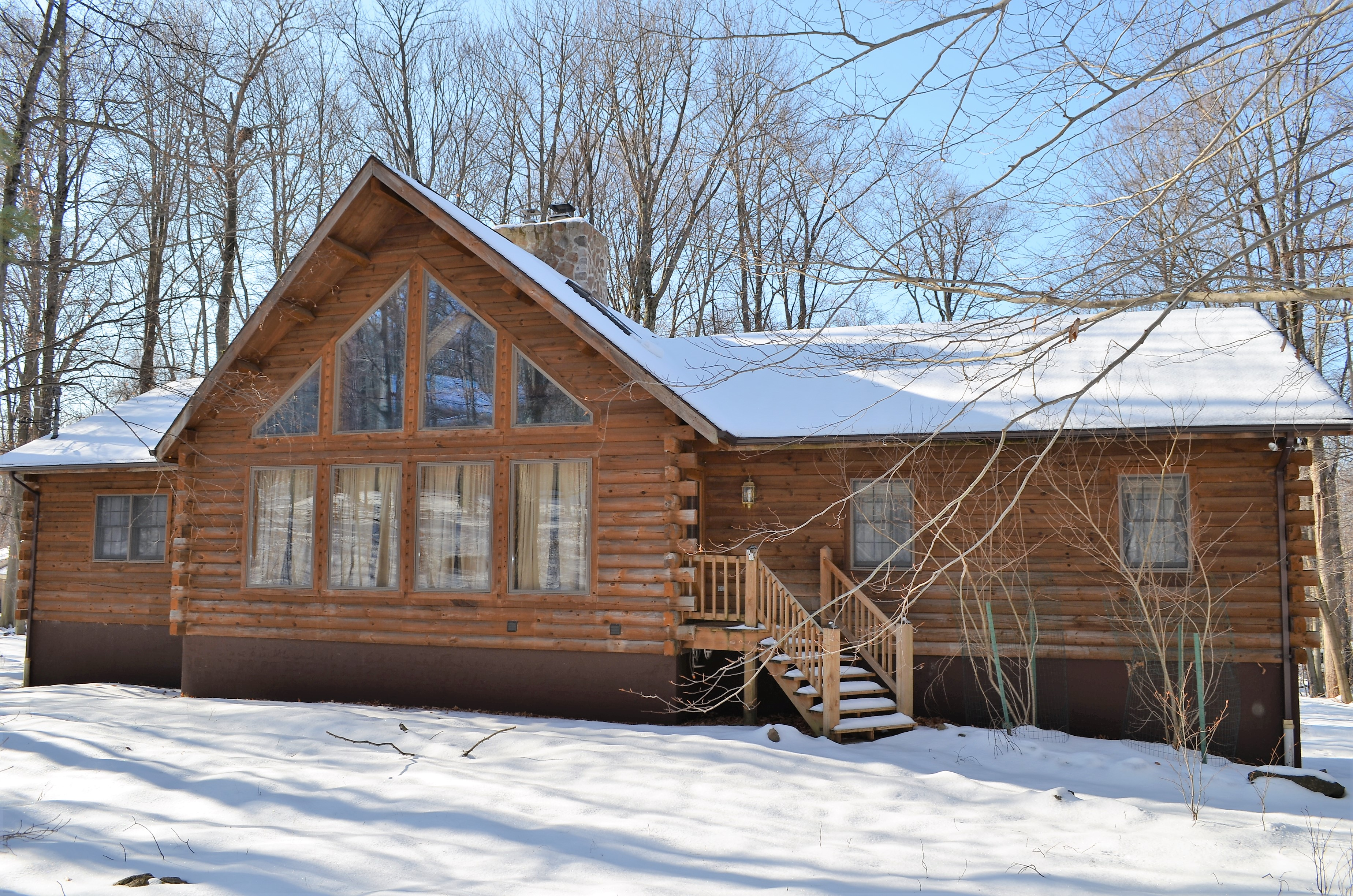 the for x towamensing rentals cabins photo great rental pocono vacation poconos rent cabin of trails exceptional lakefront in pa escape