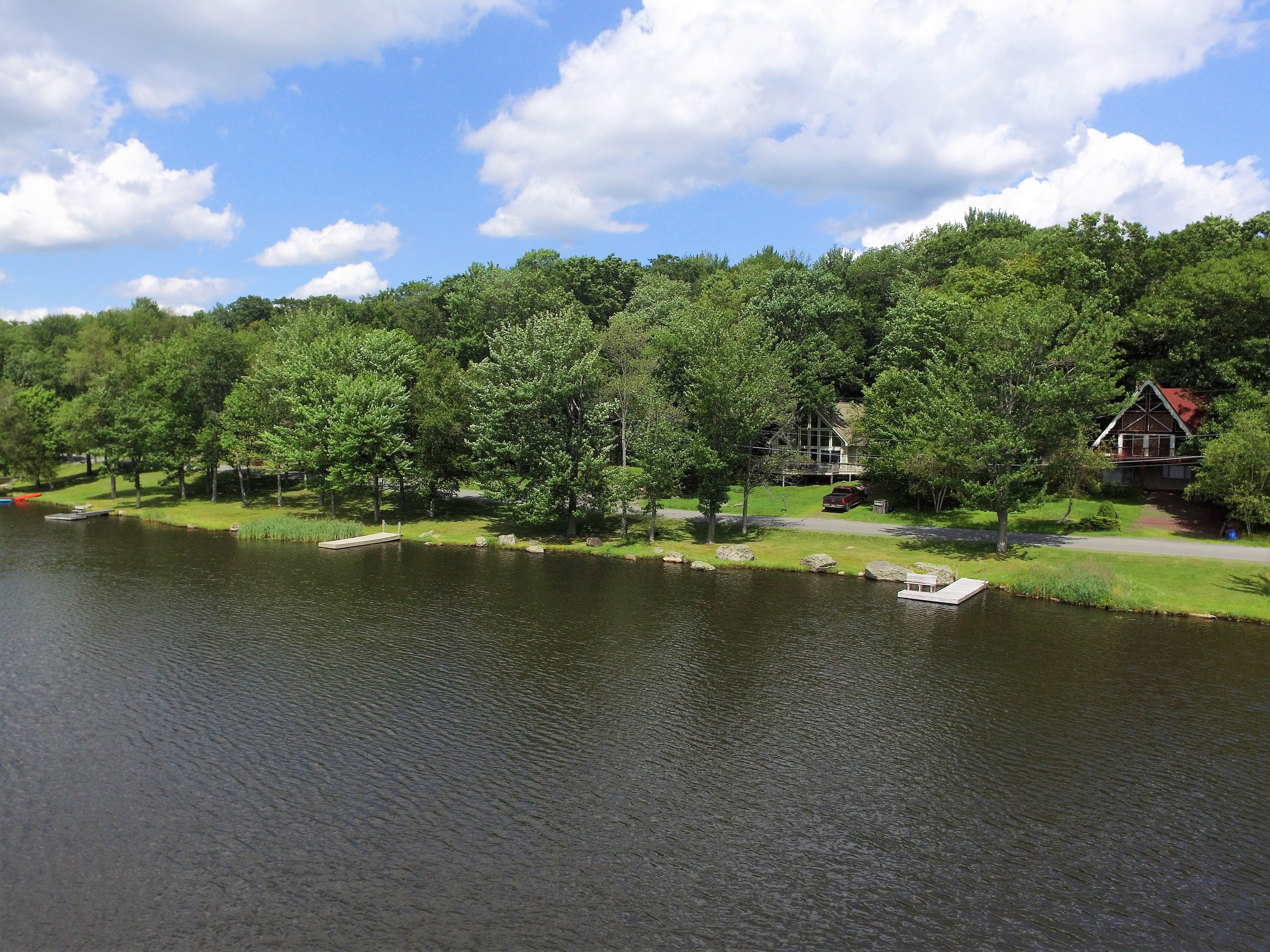 Flying over locust lake in pocono lake pa living pocono contact me matt cordisco at 570 620 6127 and lets see how we can help you get that pocono peace of mind publicscrutiny Gallery
